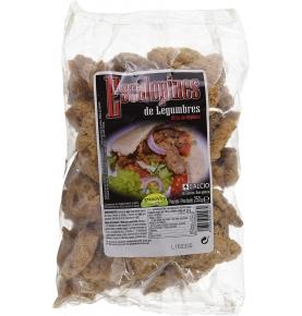 Escalopines de soja y legumbres texturizados, Granovita (250g)  de Granovita
