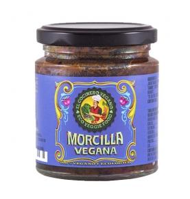 Morcilla Vegana Gourmet con Manzana Caramelizada Bio, El Cocinero Vegano (250ml)  de El Cocinero Vegano