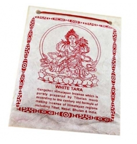 Incienso Tibetano White Tara en Polvo, (40g)  de