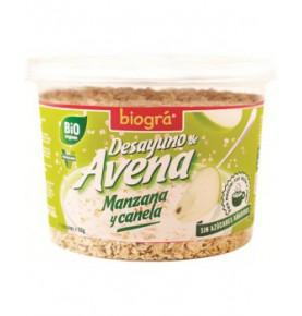 Porridge avena, manzana y canela Bio, Biográ (220g)  de Biográ