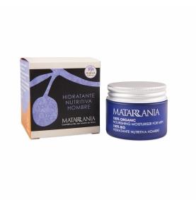 Hidratante Nutritiva Hombre Bio, Matarrania (30ml)  de MATARRANIA