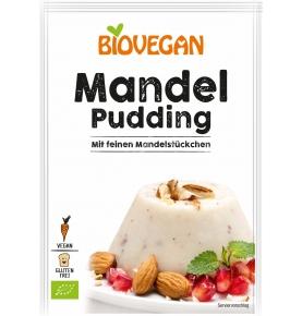 Pudin de almendra Bio, Biovegan (49g)  de Biovegan