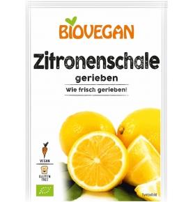 Ralladura de limón Bio, Biovegan (9g)  de Biovegan