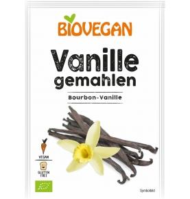 Vainilla de Bourbon en polvo Bio, Biovegan (5g)  de Biovegan