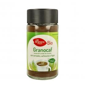 Granocaf preparado soluble de cereales bio, El Granero (100g)  de El Granero Integral