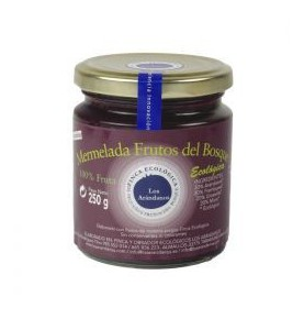 Mermelada de frutos del bosque (235g) (100% fruta).  de