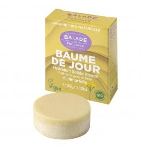 Crema hidratante de día sólida bio, Balade en Provence (32g)  de BALADE EN PROVENCE