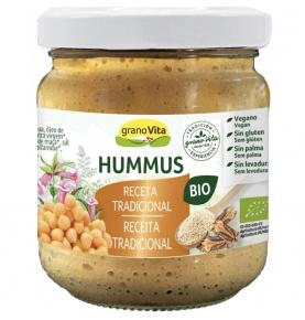 Hummus Tradicional bio, Granovita (175g)  de Granovita