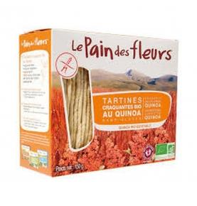 Pan de flores con quinoa sin gluten Bio, Le Pain des Fleurs (150g)  de Le pain des fleurs