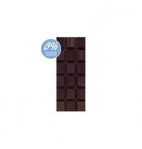 Chocolate Negro 74% Cacao sin azúcar bio, Sabor Andaluz (100g)  de Chocolates La Virgitana - Sabor Andaluz