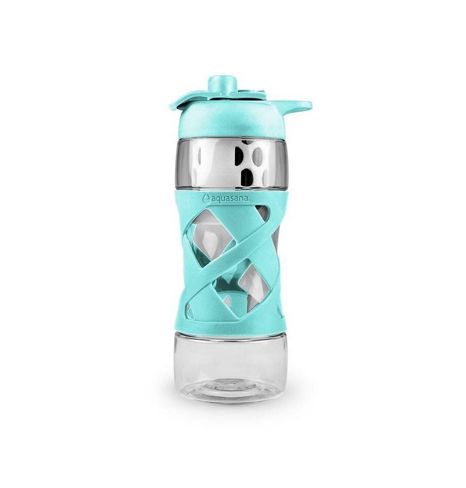 Botella de tritan con filtro integrado, Aquasana (1 litro)  de Aquasana España