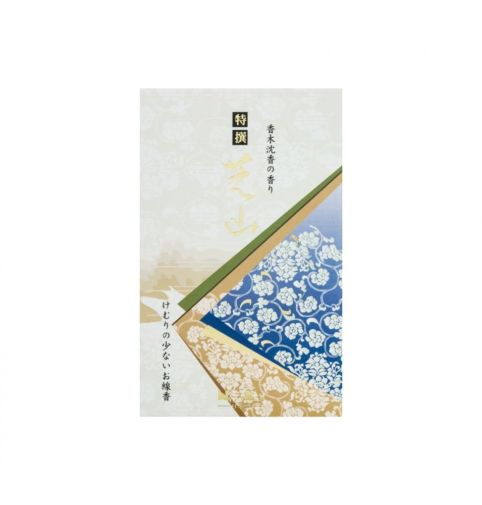 Incienso Japonés Tokusen Shibayama, Nippon Kodo (180g)  de Nippon Kodo