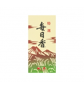 Incienso Japonés Mainichiko Montañas, Nippon Kodo (130g)  de Nippon Kodo