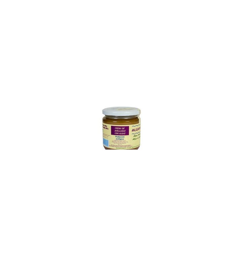 Crema avellanas y algas bio Algamar (300g)  de Algamar