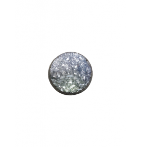 Orgonita de aluminio forma de círculo (10g)  de