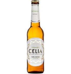 Cerveza sin gluten y vegana bio, Celia (33cl)  de
