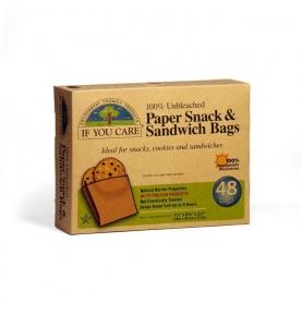 Bolsas de papel para alimentos, If you care (48 unidades)  de If You Care