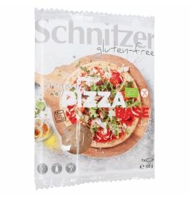 Bases para pizza sin gluten Bio, Schnitzer (100g)  de Schnitzer