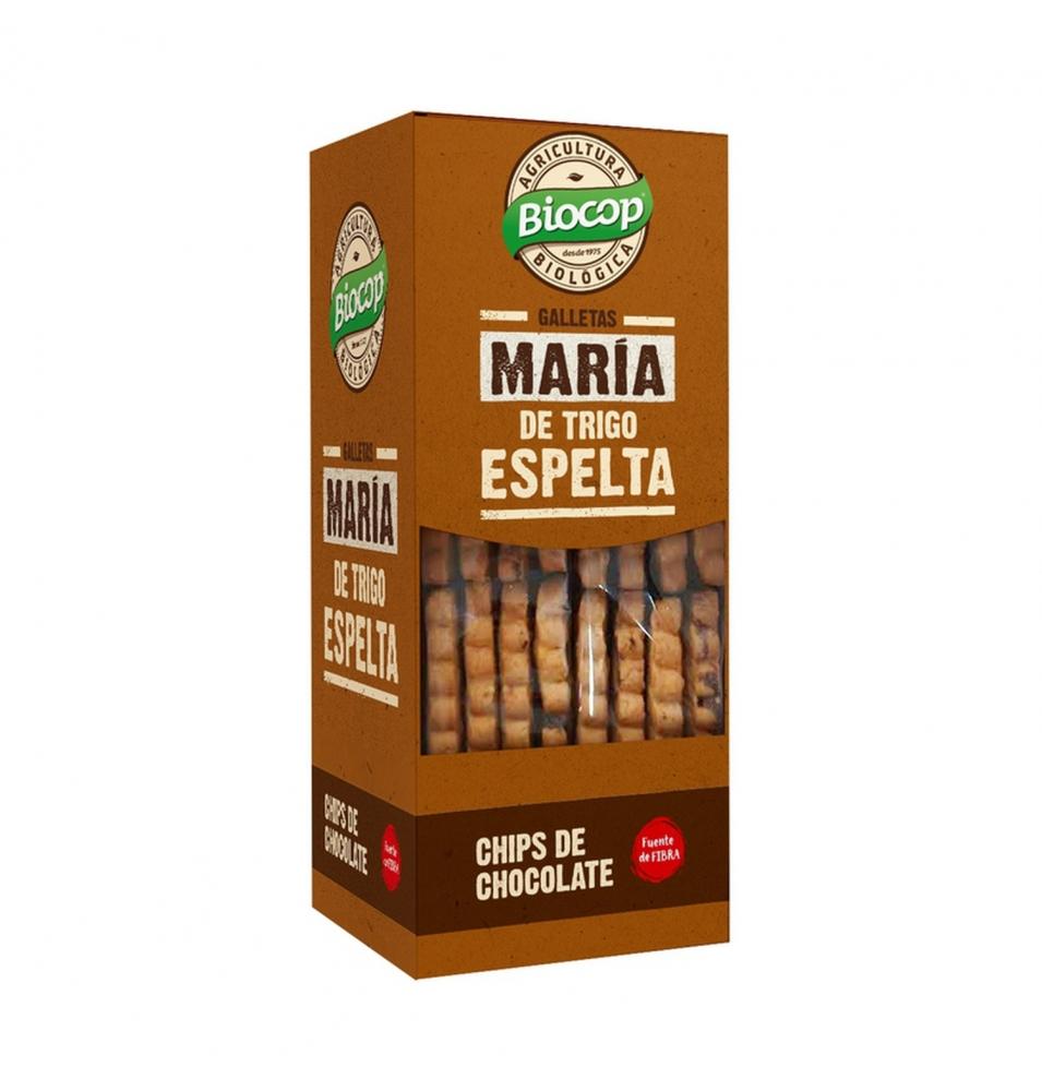 Galleta maria espelta choco Bio, Biocop (200g)  de Biocop