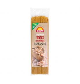 Espagueti de Garbanzos Bio, Biogra (250g)  de Biográ