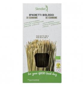 Espaguetis de Edamame Sin Gluten Bio, Slendier (200g)  de Biográ