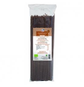 Espaguetis Integrales de Centeno Bio, La Finestra (500g)  de La Finiestra Sul Cielo