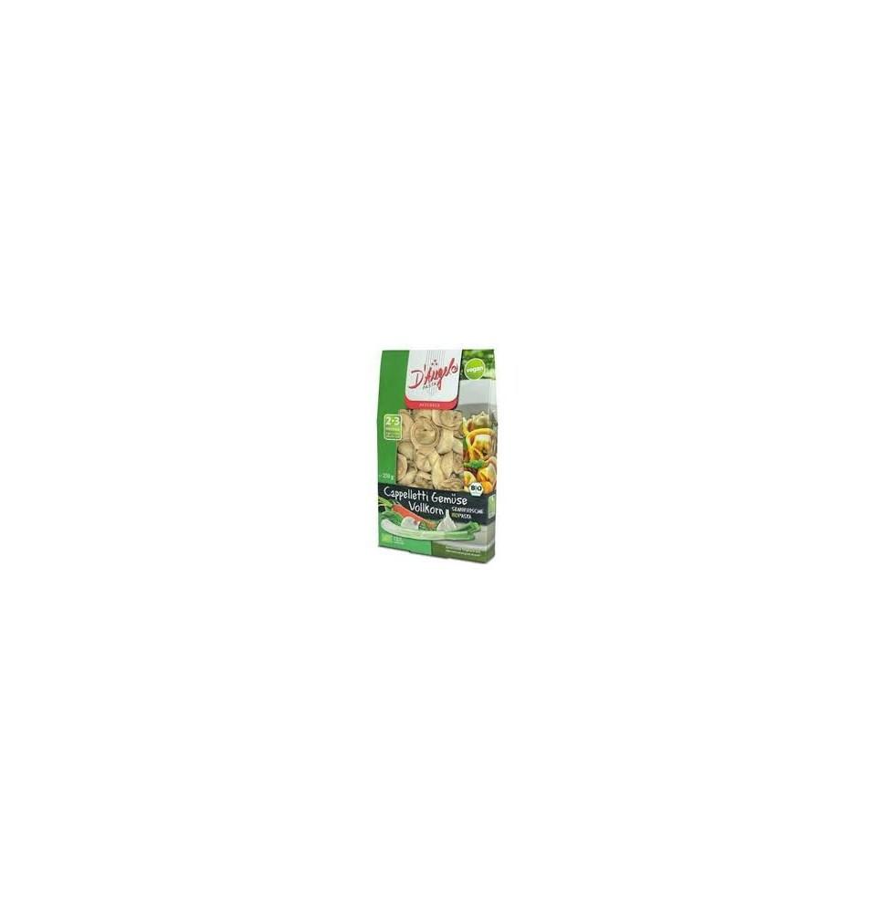 Cappelleti integrales con verdura Bio, D`Angelo (250g)  de