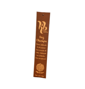 Incienso natural de Nag Champa H&B Incense (20g)  de H&B Incense
