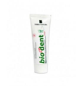 Dentífrico con stevia, Biodent Vital (75ml)  de Med Herbs