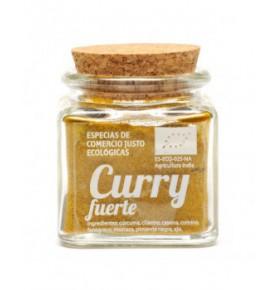 Curry fuerte Bio, Equimercado (35g)  de EquiMercado