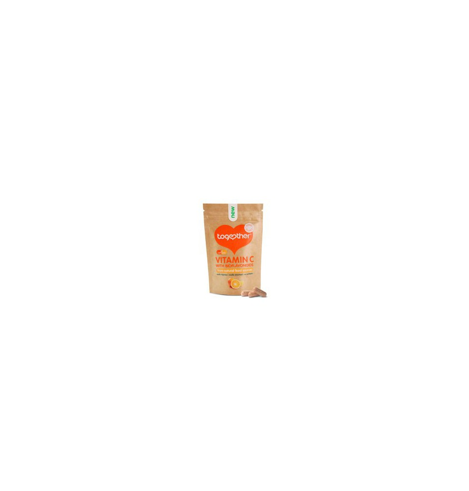 Vitamina C con bioflavonoides, Together (30cap)  de Together