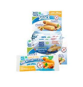 Snack arroz con nocciola Bio ProBios (25g)  de ProBios