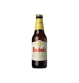 Cerveza blond Bio, Budels (30 cl)  de