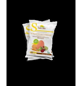 Snack salado con verduras sin gluten Bio, Sarchio (55g)  de Sarchio