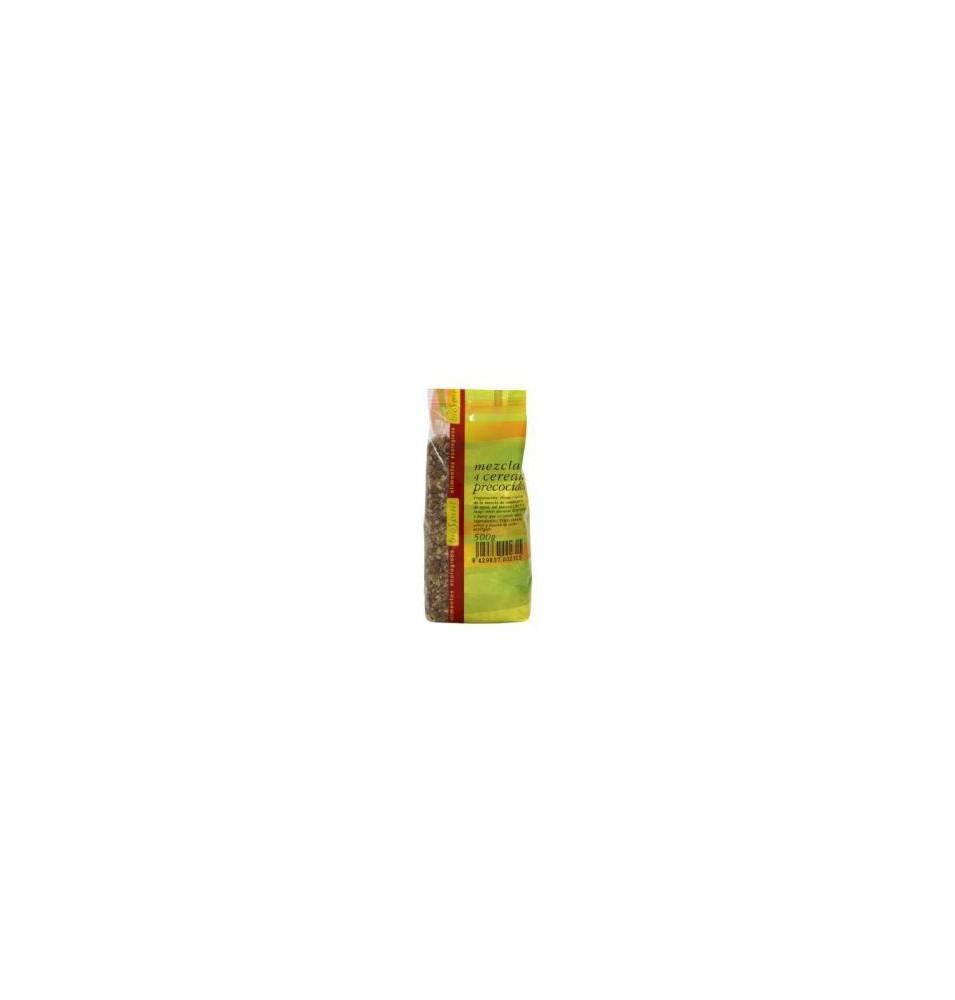 Mezcla 4 cereales precocidos Bio, BioSpirit (500g)  de Biospirit