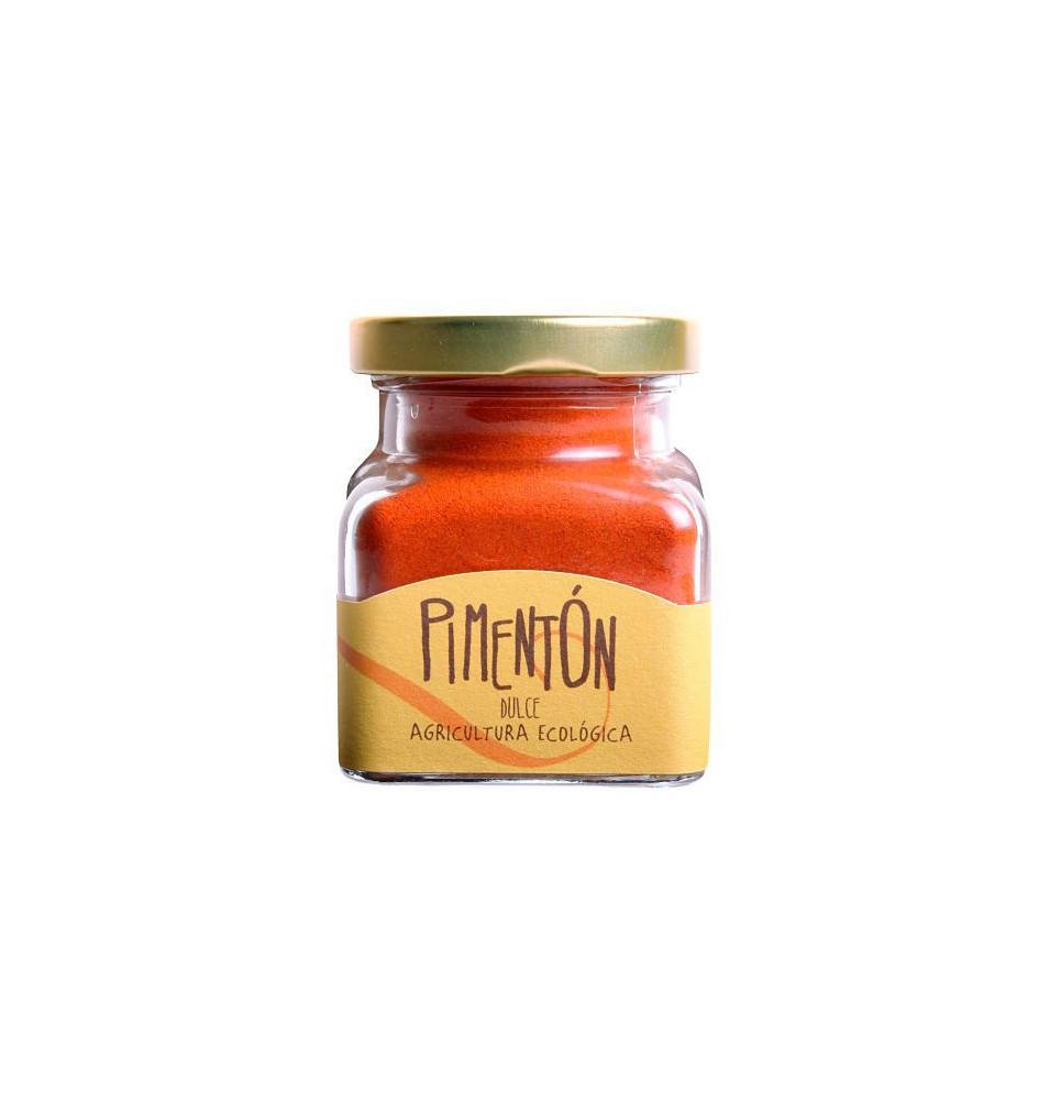 Pimentón dulce ecológico, Orballo (60g)  de Orballo