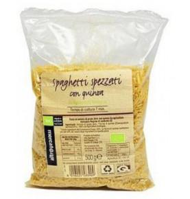 Fideos cortos con quinoa Bio Ideas (500g)  de Ideas