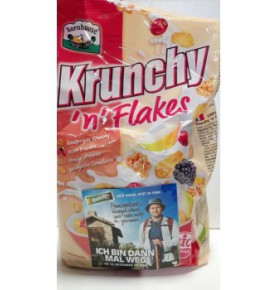 Krunchy n flakes fruit Bio Barnhouse (375g)  de Barnhouse