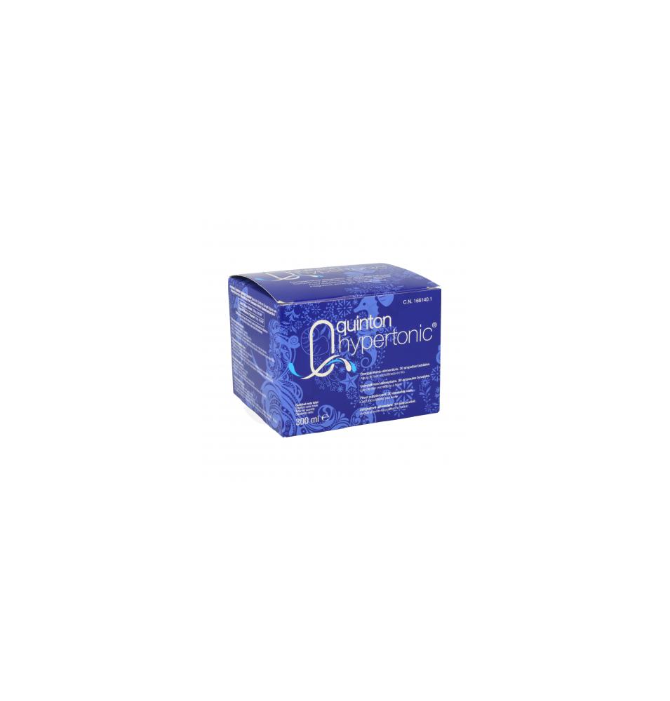 Ampollas agua de mar Quinton hipertonic 30AB  de Laboratoires Quinton International, S.L.
