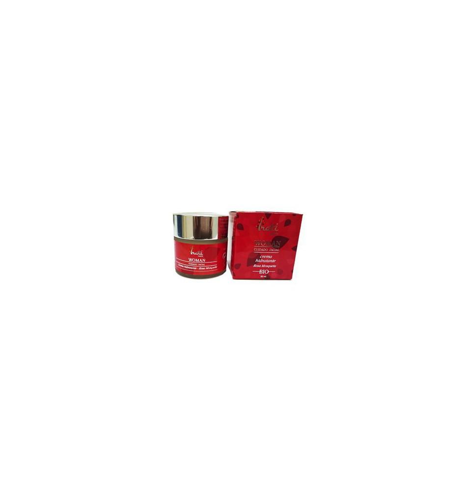Crema facial hidratante Rosa Mosqueta Bio, Irati (50ml)  de Josenea
