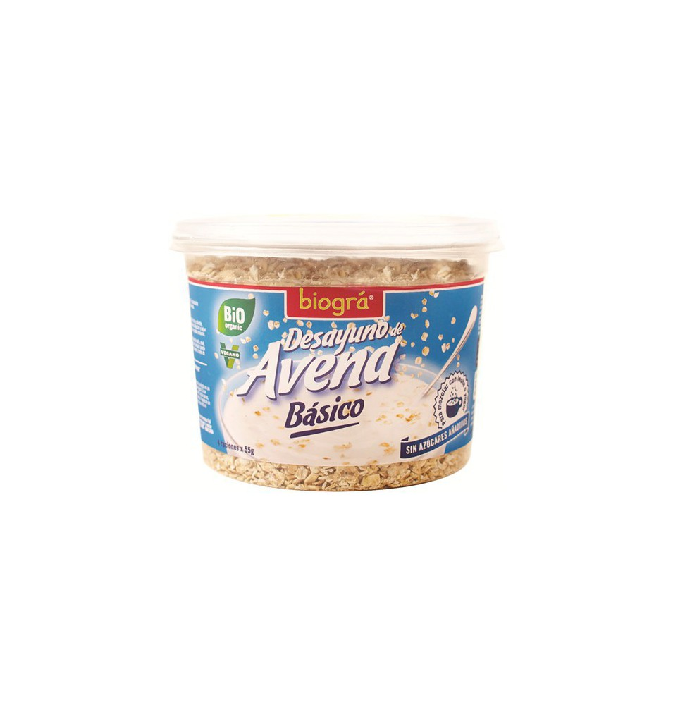 Porridge de Avena Bio, Biográ (220g)  de Biográ