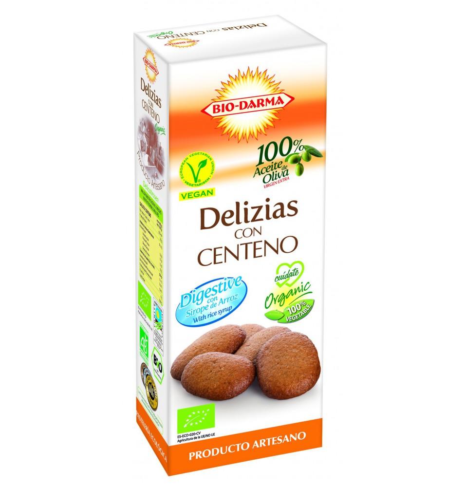 Delizias Centeno Bio Darma (110g)  de BIO-DARMA