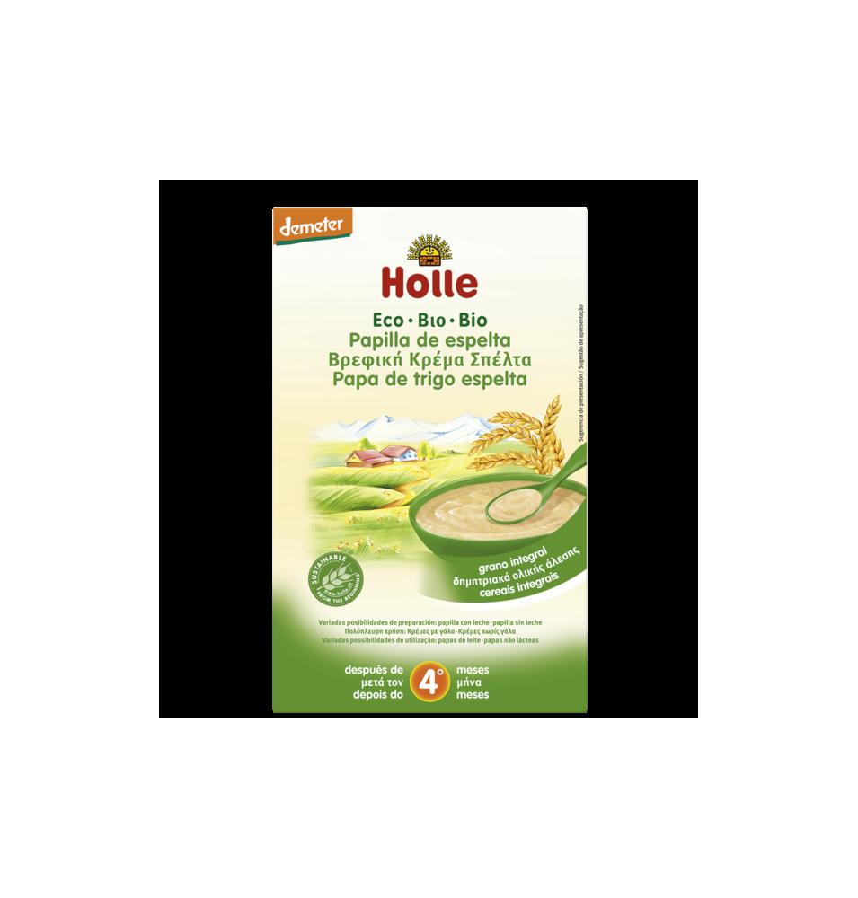 Papilla de espelta Dem, Holle (250 g)  de Holle