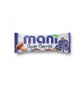 Mix de Frutas y Frutos secos Super Berries BIO, Mani (45g)  de Mani