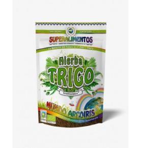 Hierba de trigo Bio, Superalimentos Mundo Arcoiris (250g)  de SuperAlimentos Mundo Arcoiris