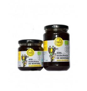 Miel ecológica de montaña, Toca (270g)  de Miel de Toca