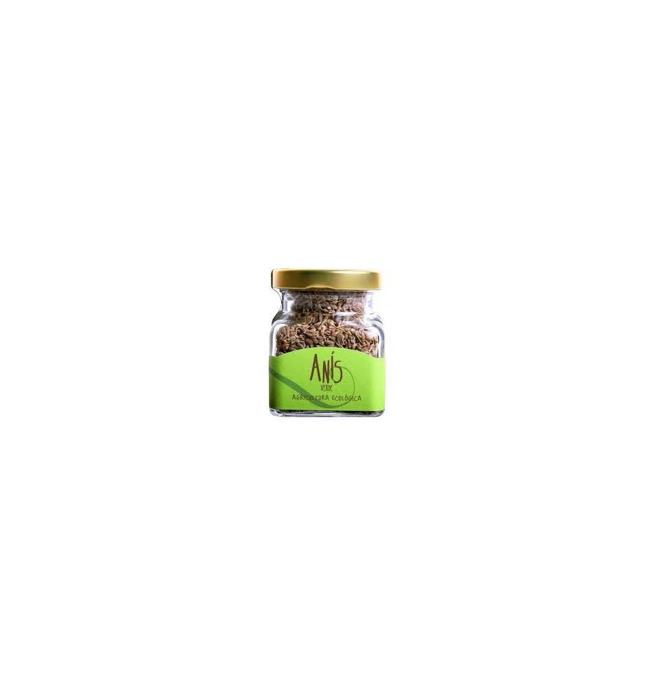 Anís verde ecológico, Orballo (58g)  de Orballo