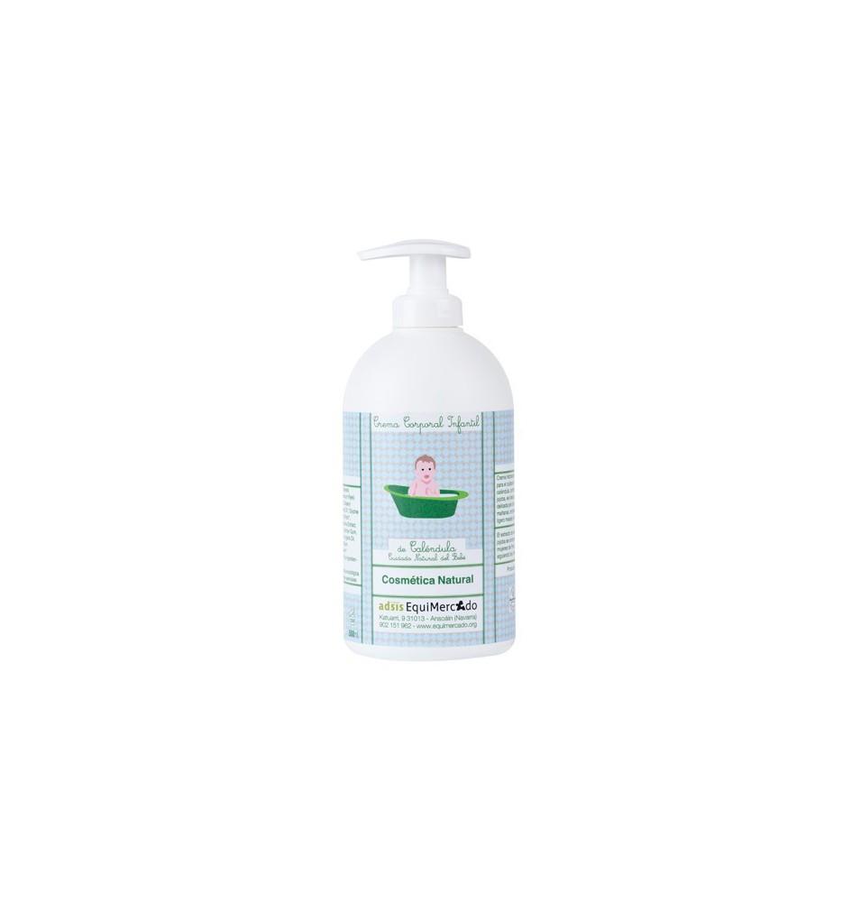 Crema corporal de caléndula infantil Equimercado (250ml)  de EquiMercado