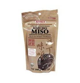 Hatcho miso no pasteurizado Bio, Mitoku (300g)  de MITOKU