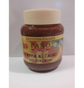 Crema al cacao con avellanas Eco Paño (400 g)  de Paño